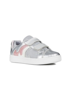 Geox DJ Rock Metallic Sneaker (Toddler, Little Kid & Big Kid)