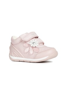 Geox Each Girl 24 Sneaker (Baby, Walker & Toddler)