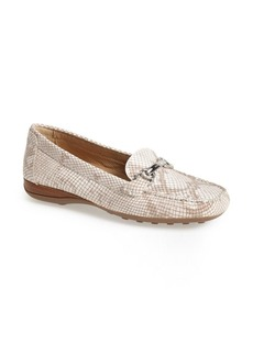 Geox 'Euro 57' Loafer (Women)
