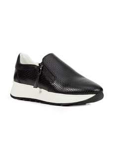 Geox Gendry Zip Sneaker (Women)