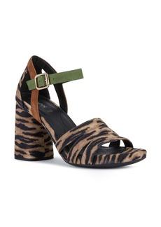 Geox Genziana Block Heel Sandal (Women)