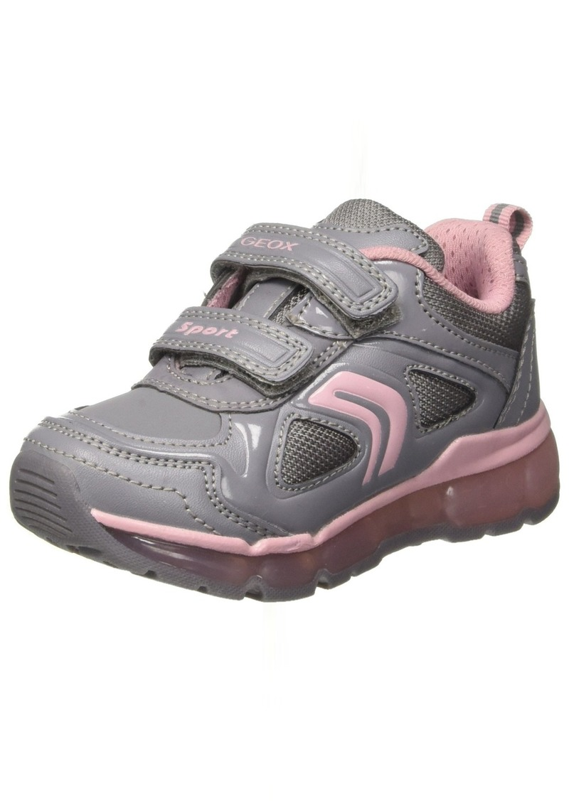 Geox Girls' Android 12 Sneaker