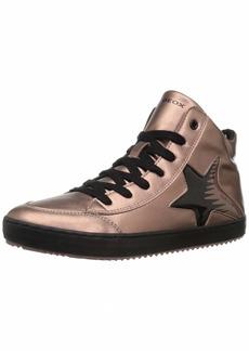 Geox Girls' Kalispera 14 High Top Sneaker
