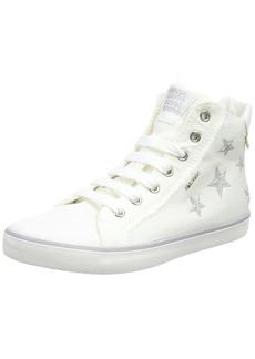 Geox Girls' Kilwi 12 Sneaker