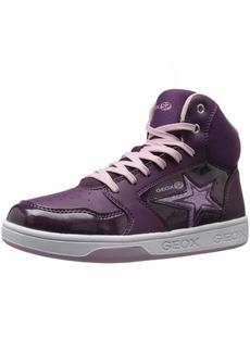 Geox Girls' Maltin 13 High Top Sneaker