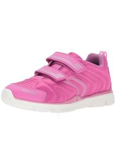 Geox Girls' Torque 1 Sneaker