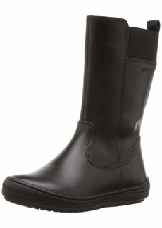 Geox Hadriel Girl 2 Tall Zip Boot with Warm Lining Knee High