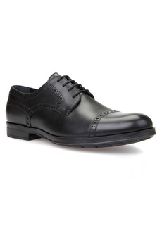 Geox Hilstone 1 Cap-Toe Derby (Men)