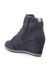 3723aa3385 Geox Geox 'Illusion 25' High Top Wedge Sneaker (Women) | Shoes