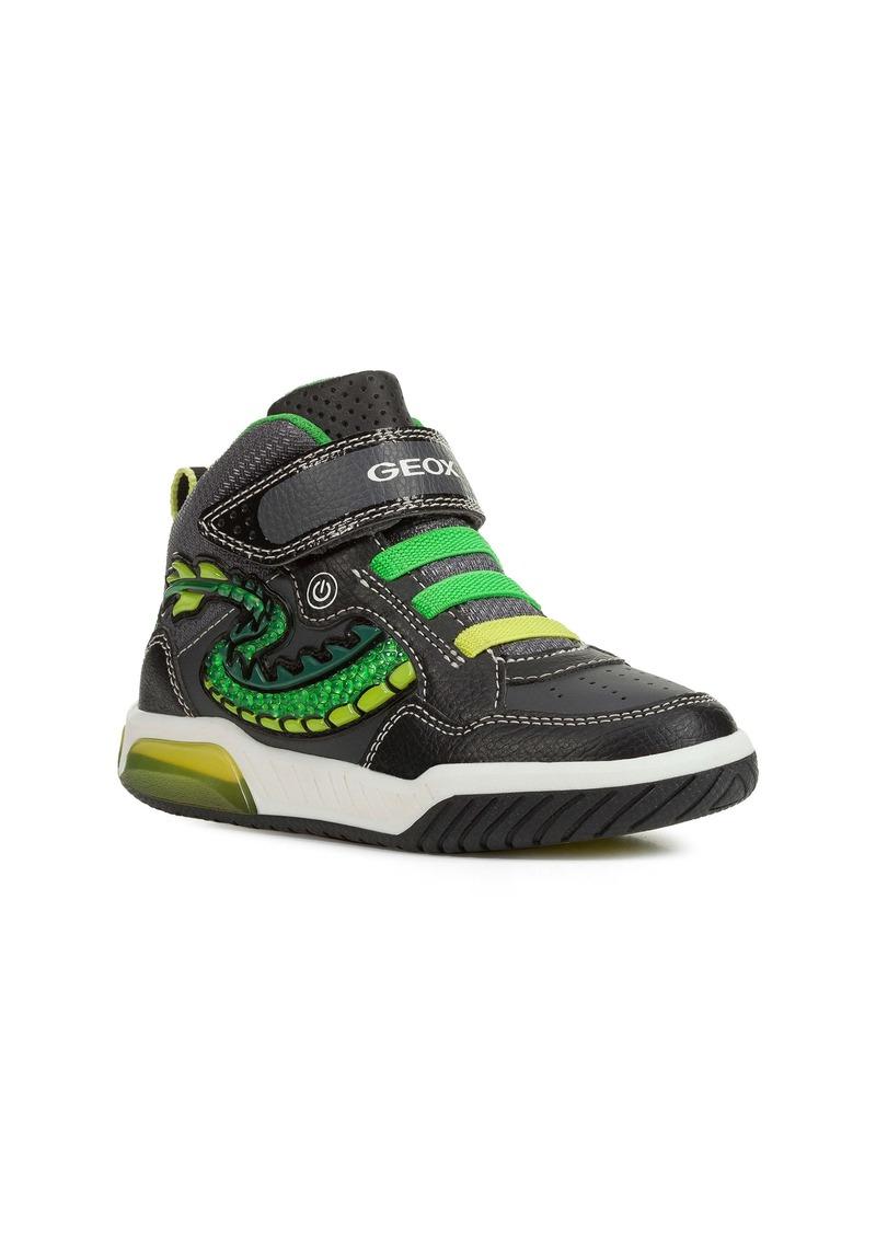 Geox Inekboy 7 Light-Up Sneaker (Little Kid & Big Kid)
