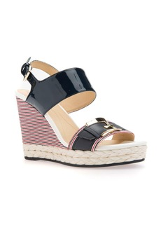 Geox Janira 11 Espadrille Wedge (Women)