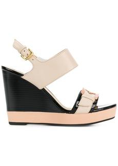 Geox Janira sandals - Nude & Neutrals