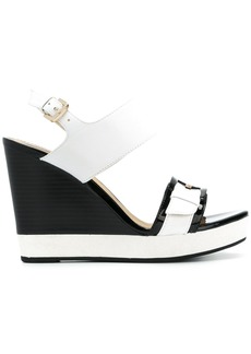 Geox Janira sandals - White