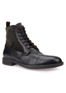 Geox Jaylon 12 Cap-Toe Boot (Men)