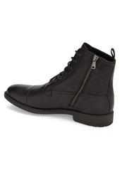 Geox 'Jaylon Mid' Cap Toe Boot (Men)