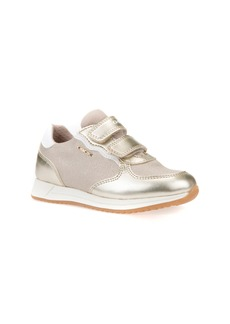 Geox Jensea Metallic Accent Sneaker (Toddler, Little Kid & Big Kid)