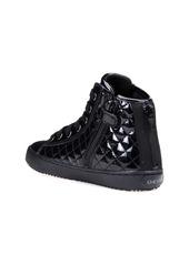 Geox Kalispera Girl Quilted High-Top Sneaker (Toddler, Little Kid & Big Kid)