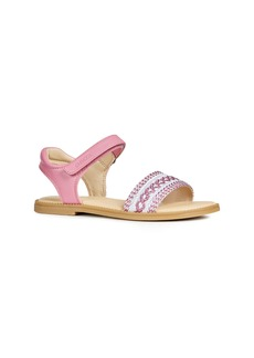 Geox Karly Sandal (Toddler, Little Kid & Big Kid)