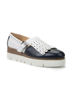 Geox Kattilou Fringe Loafer (Women)