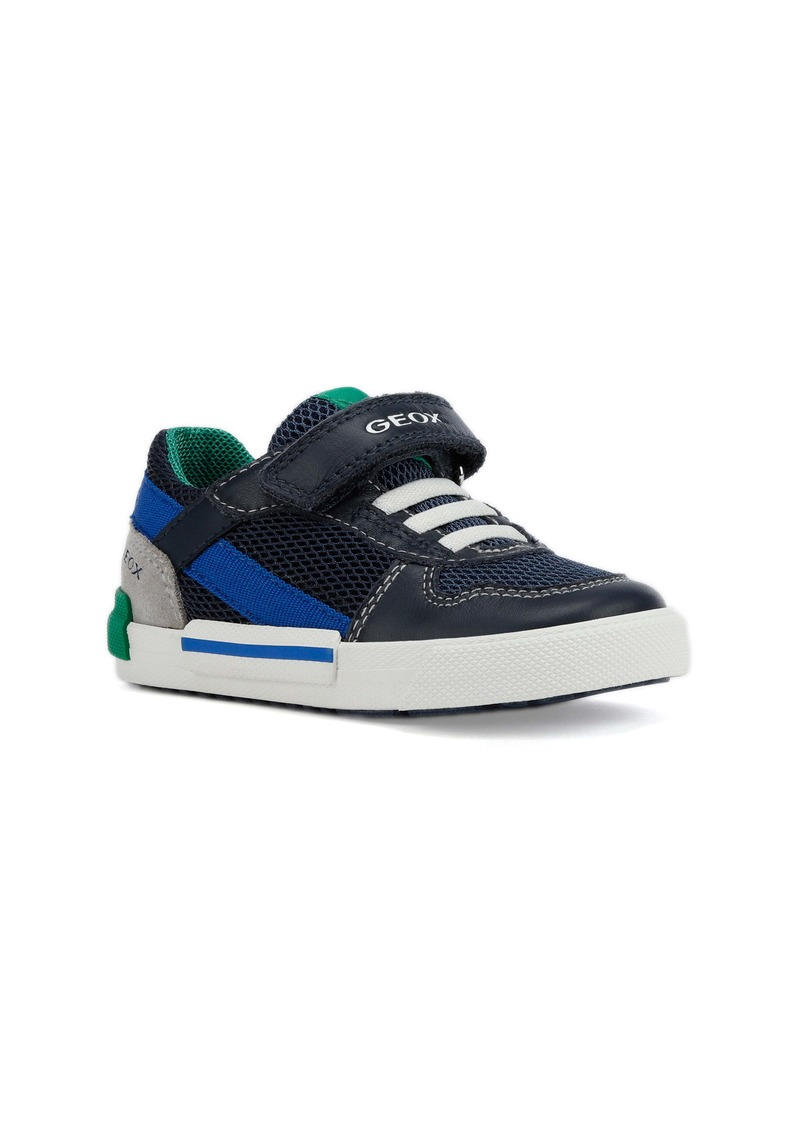 Geox Kilwi 37 Sneaker (Walker & Toddler)