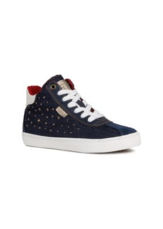 Geox Kilwi 43 High Top Sneaker (Toddler, Little Kid & Big Kid)