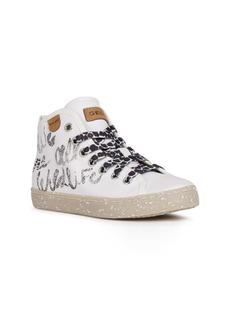 Geox Kilwi 75 High Top Sneaker (Toddler, Little Kid & Big Kid)