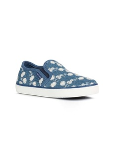 Geox Kilwi 77 Slip-On Sneaker (Toddler, Little Kid & Big Kid)