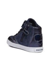 Geox Kilwi High Top Sneaker (Walker & Toddler)