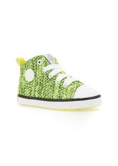 Geox Kilwi Knit High Top Sneaker (Walker & Toddler)