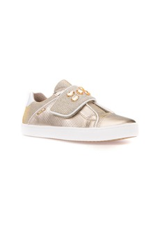 Geox Kilwi Metallic Embellished Sneaker (Toddler, Little Kid & Big Kid)