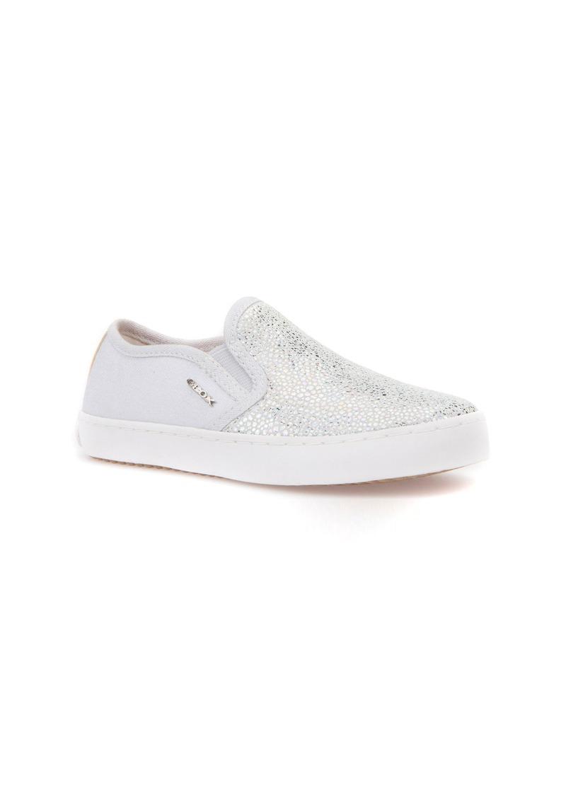 Geox Kilwi Slip-On Sneaker (Toddler, Little Kid & Big Kid)