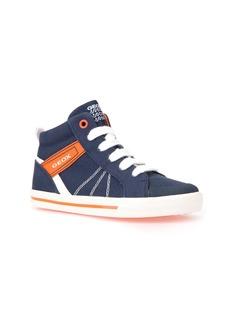 Geox Kilwi Zip High Top Sneaker (Toddler, Little Kid & Big Kid)