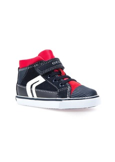 Geox Kiwi Boy High Top Sneaker (Walker & Toddler)