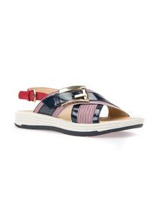 Geox Koleos Crisscross Sandal (Women)