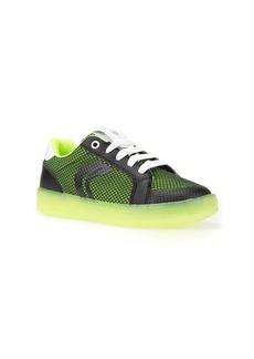 Geox Kommodor Light-Up Mesh Sneaker (Toddler, Little Kid & Big Kid)