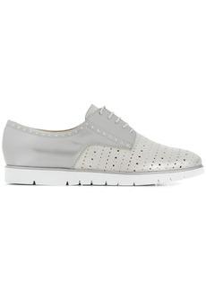Geox Kookean lace-up shoes - Metallic
