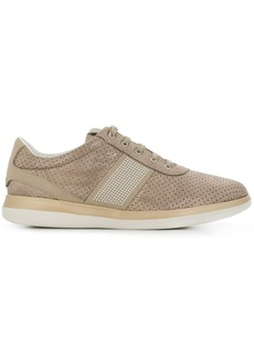 Geox lace-up sneakers - Brown