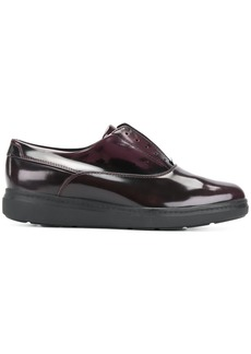 Geox laceless oxford shoes - Pink & Purple