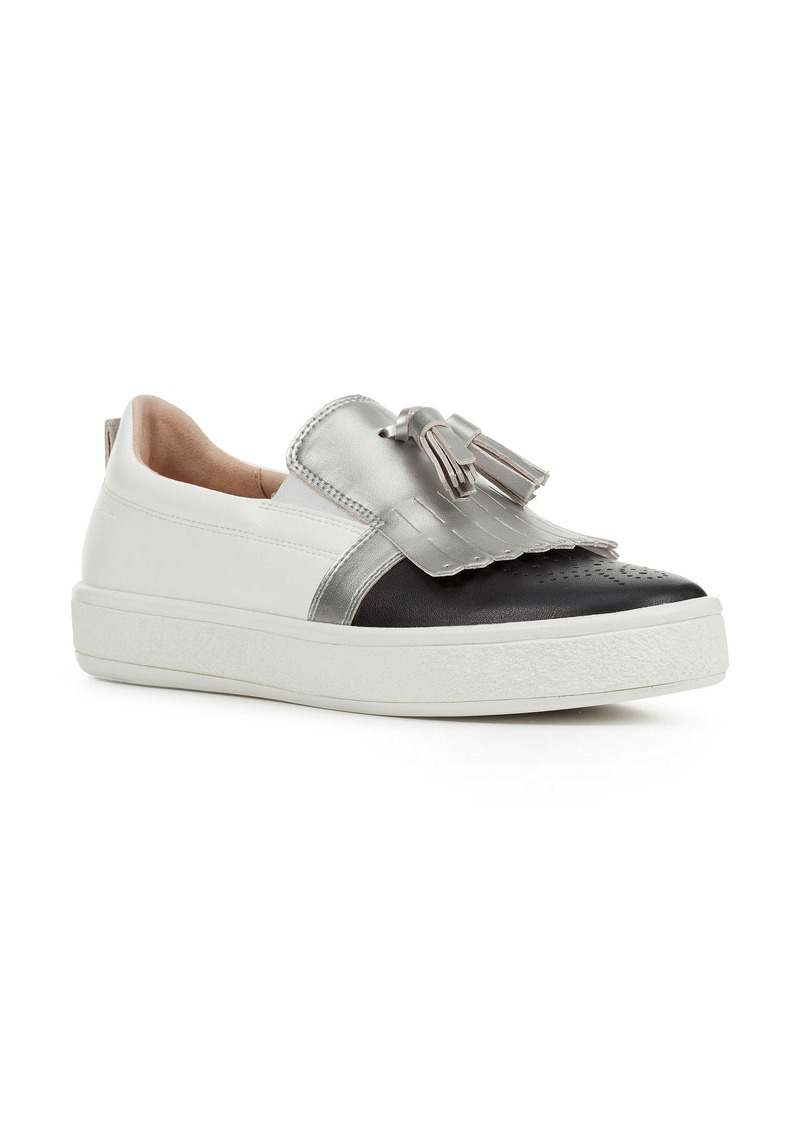 Geox Leelu Metallic Sneaker