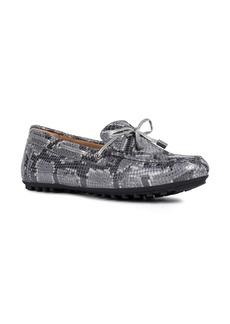 Geox Leelyan Leather Loafer (Women)