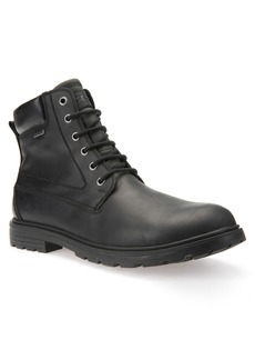 Geox Makim Waterproof Plain Toe Boot (Men)