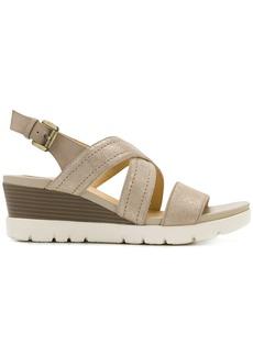 Geox Marykarmen Plus sandals - Brown
