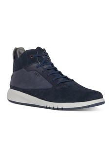Geox Men's Aerantis Suede Sneakers