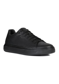 Geox Men's Deiven Leather Sneakers