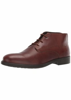 Geox Men's Jaylon 25 Ankle Boot Oxford Brown 41 Medium EU ( US)