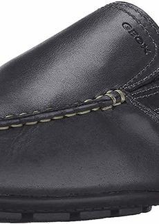 Geox Men's Monet Plain Vamp Slip-On Loafer42.5 EU/ M US