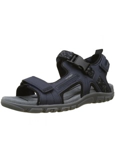 Geox Men's Strada 25 Sandal   (11 US)
