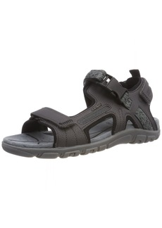 Geox Men's Strada 25 Sandal  45 M EU ( US)