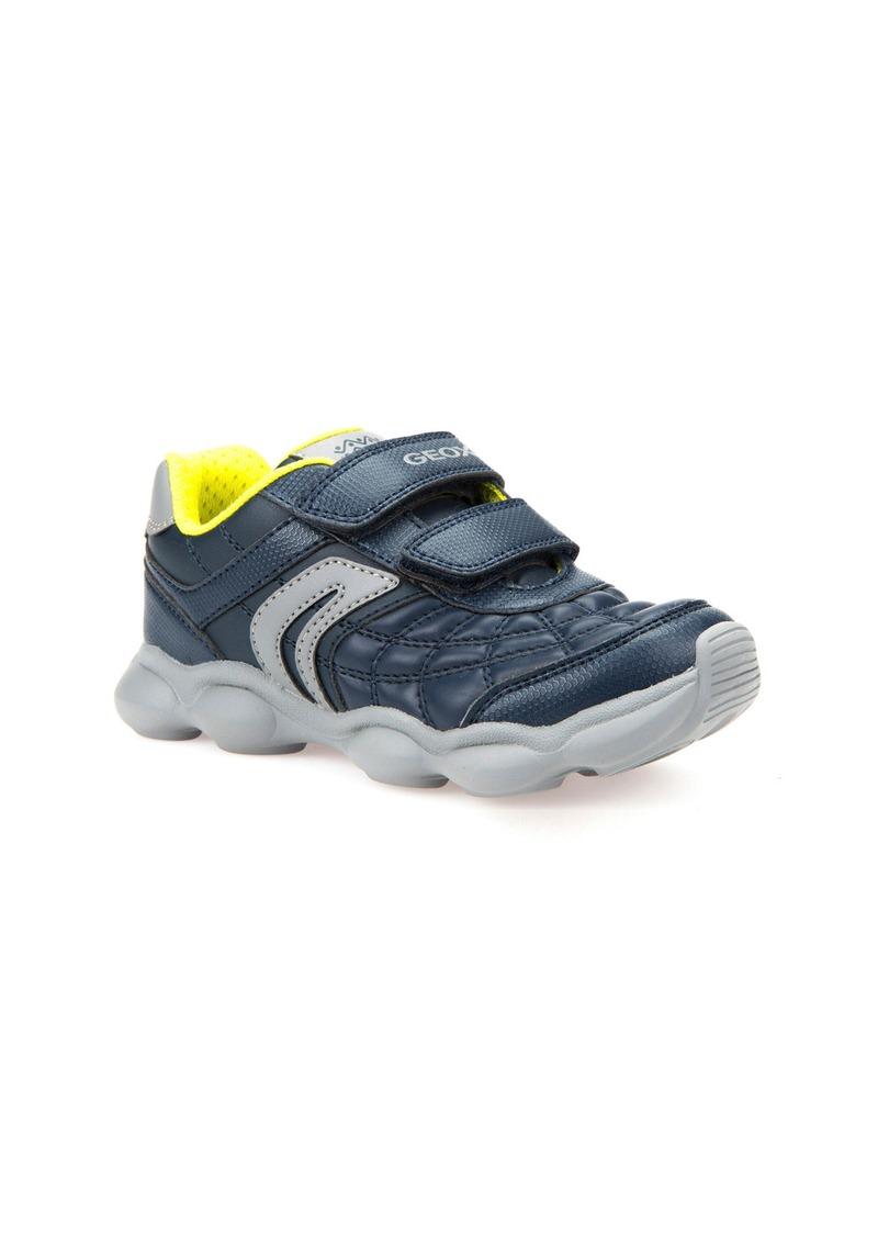 874ecb59fa57 Geox Geox Munfrey Sneaker (Toddler