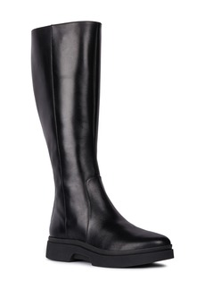 Geox Myluse Knee High Platform Waterproof Boot (Women)